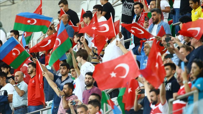 TFF'den Azerbaycan'a teşekkür mesajı