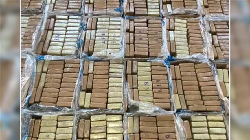 Emniyet, paylaşılan bilgiler sonucu İtalya ve Hollanda'da 7 tonun üzerinde uyuşturucu ele geçirildiğini duyurdu