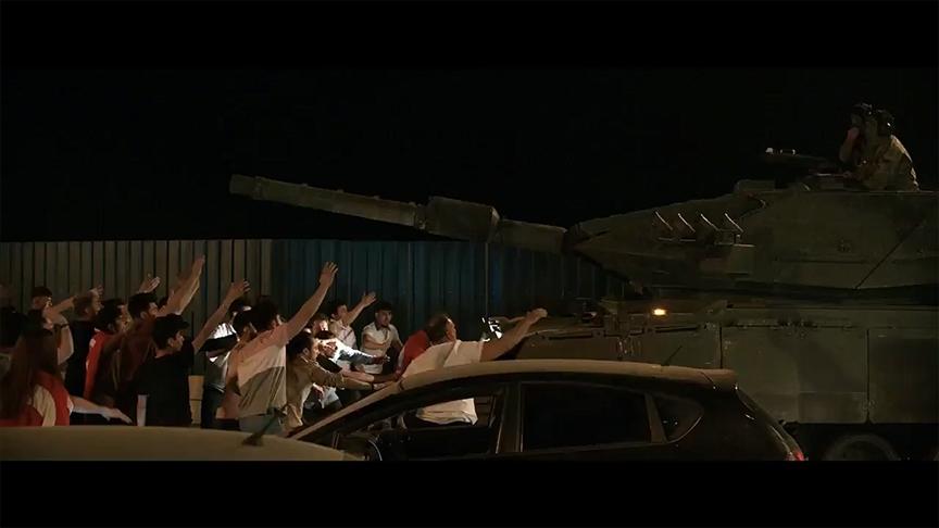 '15/07 Şafak Vakti' filmi 15 Temmuz'da vizyona giriyor