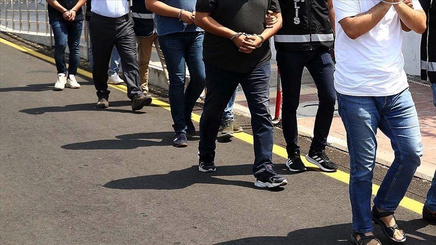 İstanbul merkezli 30 ilde akaryakıta bağlı vergi kaçakçılığı operasyonunda 68 kişi gözaltına alındı