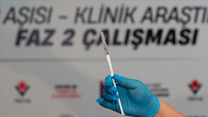VLP aşısının Faz 2 aşamasında gönüllülere 2. dozlar uygulanıyor