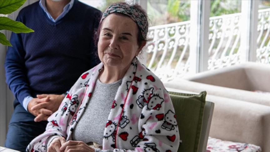 Fatma Girik'ten müjdeli haber geldi 'durumu gayet iyi