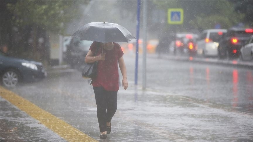 Meteoroloji'den Doğu Karadeniz için kuvvetli yağış uyarısı