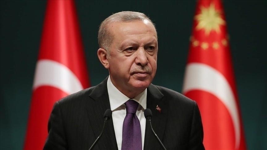 Cumhurbaşkanı Erdoğan: 2023'e güçlü, bağımsız ve müreffeh bir ülke olarak girmekte kararlıyız