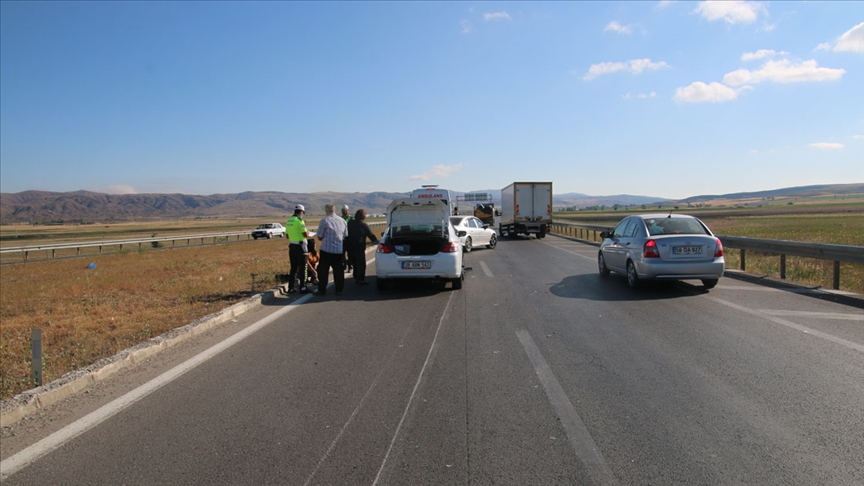 Kurban Bayramı tatilinin 8. gününde trafik kazalarında 8 kişi hayatını kaybetti, 86 kişi yaralandı