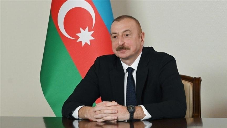 Azerbaycan Cumhurbaşkanı Aliyev, Ankara'ya yeni büyükelçi atadı!