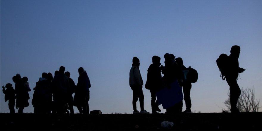 İstanbul'da 709 düzensiz göçmen muhafaza altına alındı