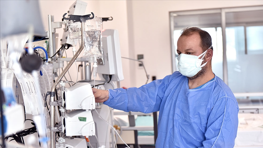 Türkiye'de 19 bin 761 kişinin Kovid-19 testi pozitif çıktı, 51 kişi hayatını kaybetti