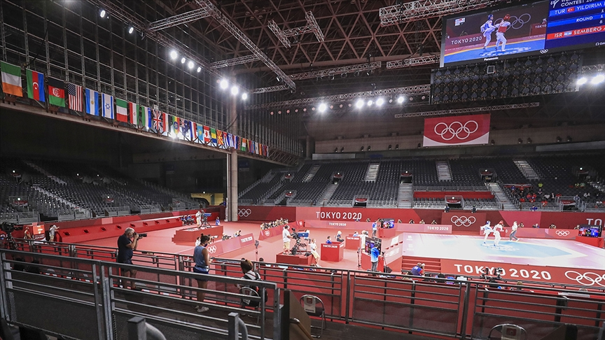 2020 Olimpiyatları açılışının 5. gününde Tokyo'da bugüne kadarki en yüksek Kovid-19 vakası kaydedildi