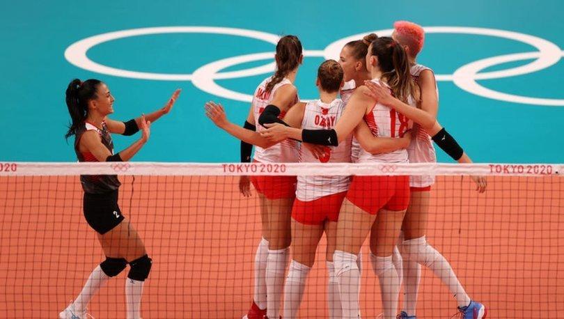 Türkiye: 2 - ABD: 3 | MAÇ SONUCU