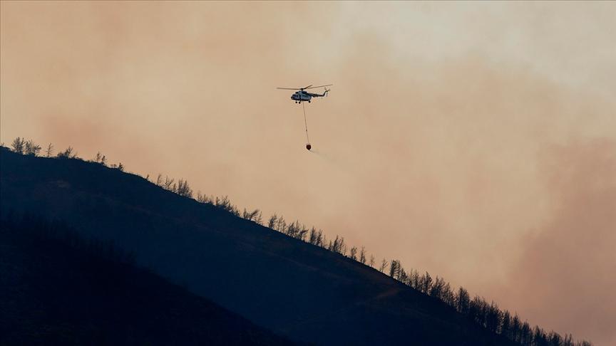Cumhurbaşkanlığı İletişim Başkanı Altun, orman yangınlarına müdahalede kullanılan araç ve personel sayılarını paylaştı
