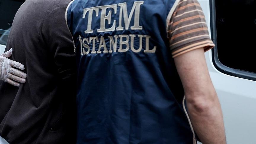 İstanbul'da terör örgütü DEAŞ'a yönelik operasyonda 6 şüpheli gözaltına alındı