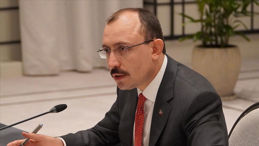 Muş: Rusya ile ticareti kazan-kazan temelinde dengeli bir şekilde geliştirmek istiyoruz