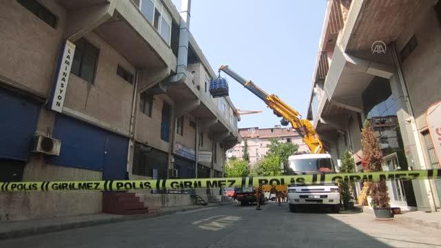 İstanbul'da uyuşturucu yapımında kullanılan 3 ton kimyasal madde yakalandı