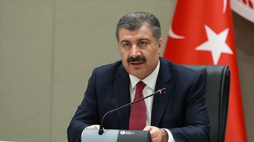 Sağlık Bakanı Koca, yangın bölgelerindeki son durumu paylaştı