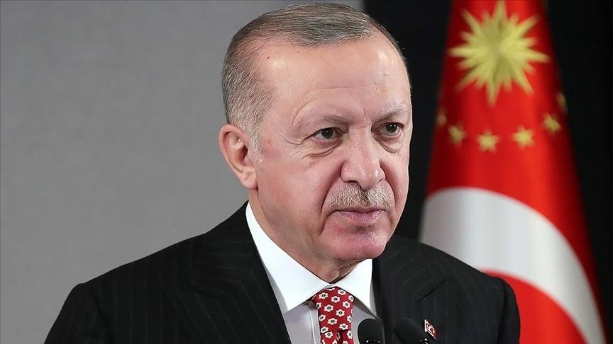 Erdoğan, Türkiye'nin orman yangınlarıyla mücadelesine destek veren ülke ve organizasyonlara teşekkür etti