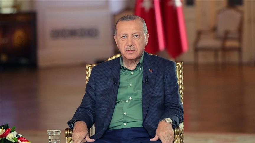 Erdoğan: Şu anda 16 uçak var, bugün gelenlerle sayı 20'ye çıktı!