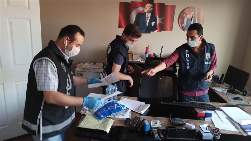 Başkentte suç örgütüne 'HAYALET ARAÇ' operasyonu