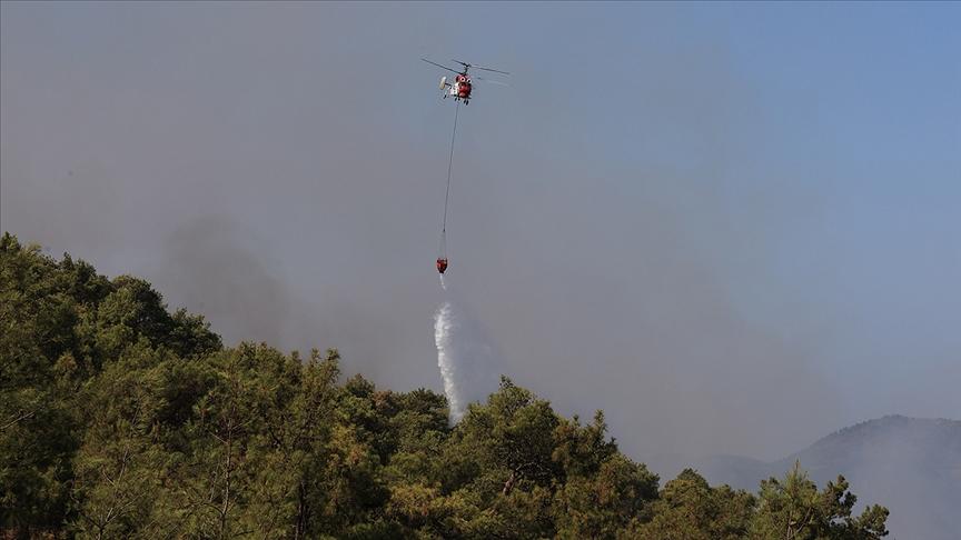 Türkiye'de 10 yılda 26 bin 311 orman yangını meydana geldi