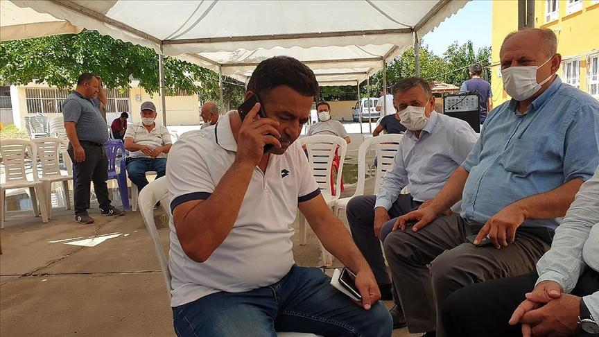 Adalet Bakanı Gül, Antalya'da cesedi bulunan Azra Gülendam Haytaoğlu'nun babasıyla telefonla görüştü