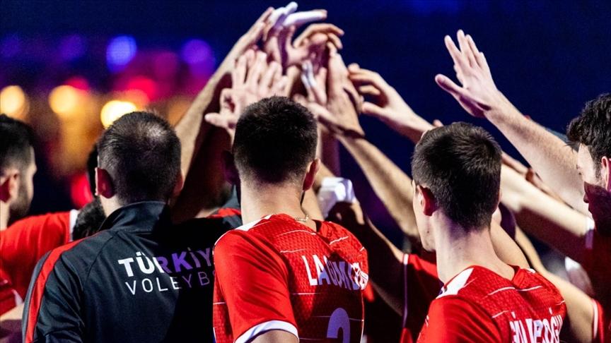 A Milli Erkek Voleybol Takımı 2021 Avrupa Şampiyonası'na veda etti