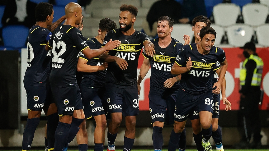 Fenerbahçe Avrupa'da 233. kez sahne alacak!