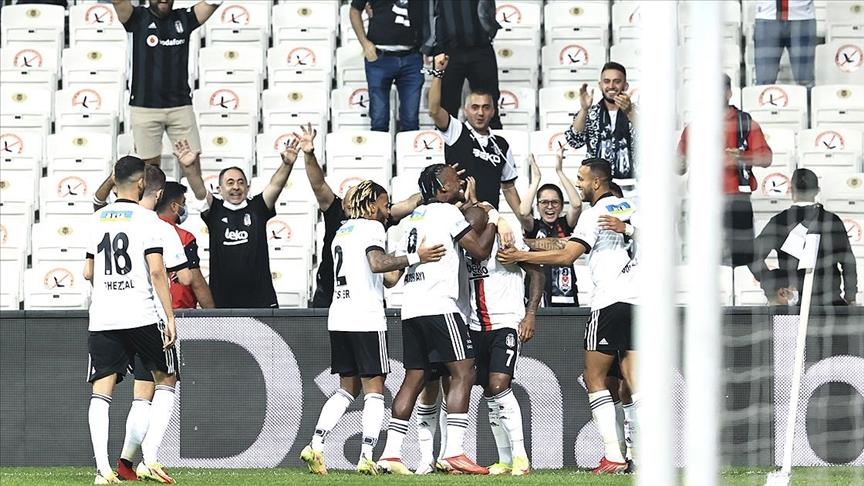 Beşiktaş Avrupa kupalarında 225. maçına çıkıyor!