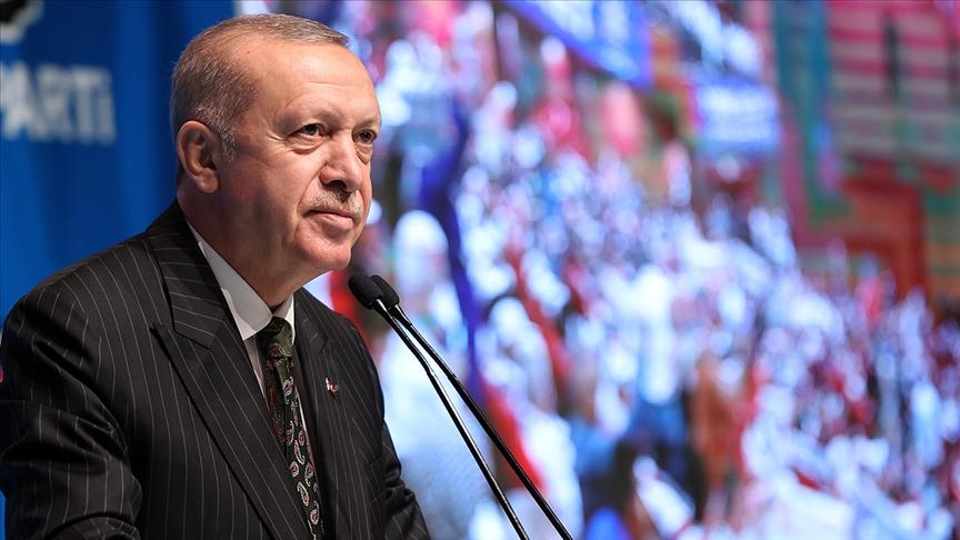 Cumhurbaşkanı Erdoğan'dan MERSİN'den flaş açıklamalar