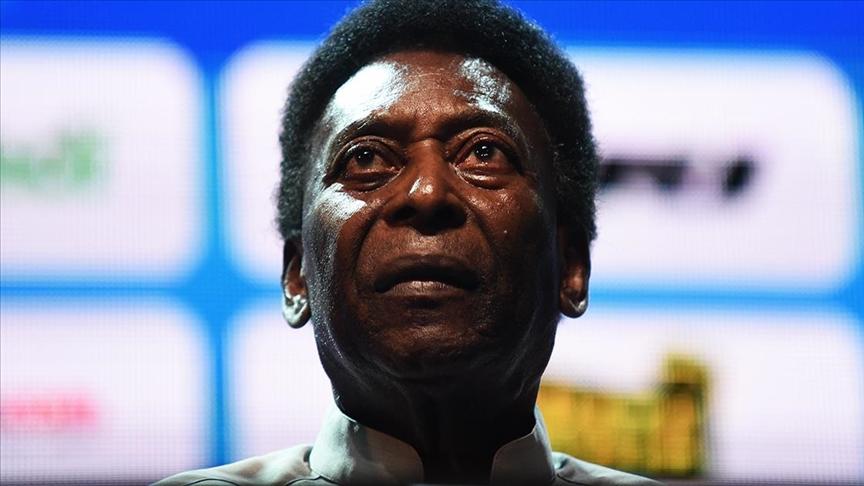 Doktorları Pele'nin sağlık durumunun iyiye gittiğini söyledi