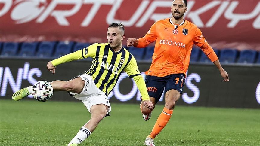Fenerbahçe Süper Lig'de yarın Medipol Başakşehir'e konuk olacak!