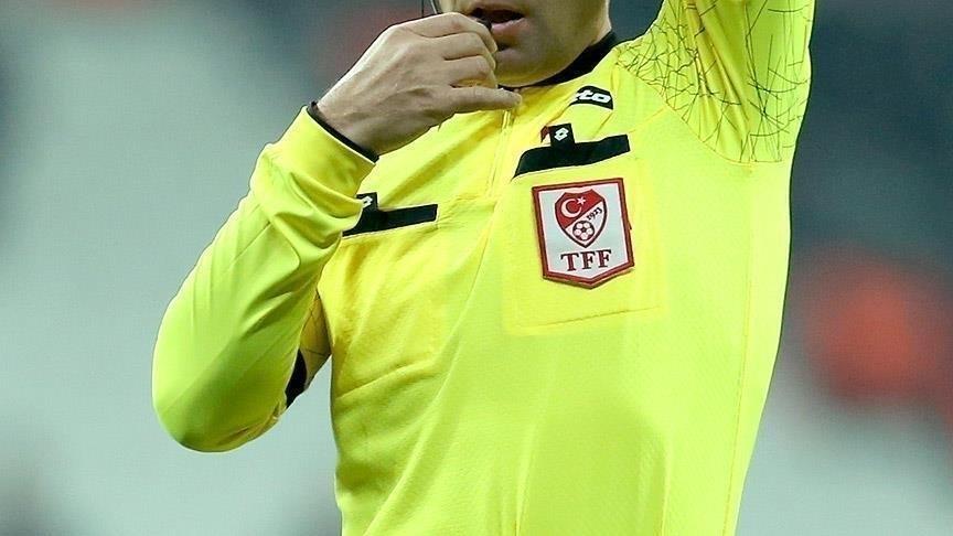 Süper Lig'de 7. hafta maçlarını yönetecek hakemler açıklandı