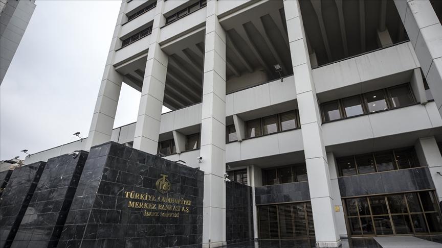 TCMB'nin resmi rezerv varlıkları ağustosta 117,8 milyar dolara yükseldi