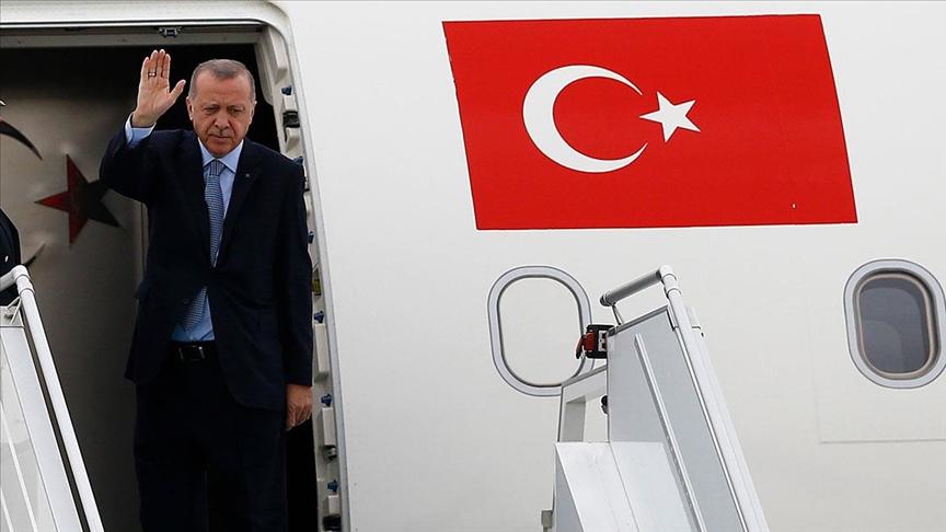 Cumhurbaşkanı Erdoğan yarın Rusya'ya gidecek!