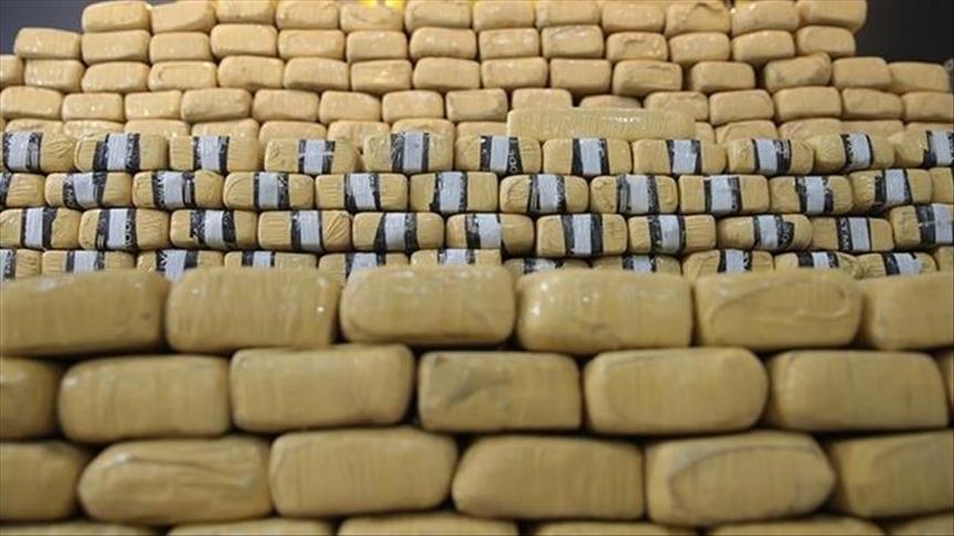 Van'da 9 ayda 4 ton uyuşturucu ele geçirildi!