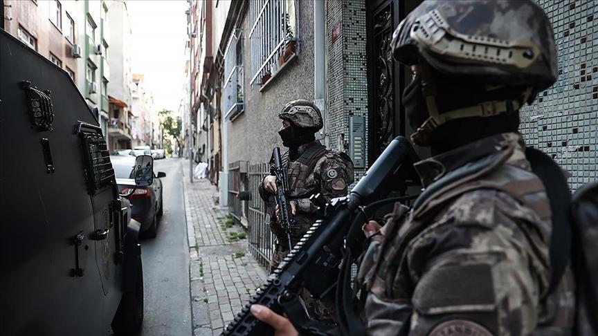 28 ilde 20 suç örgütüne yönelik 'ÇEKİRGE' operasyonu başlatıldı!