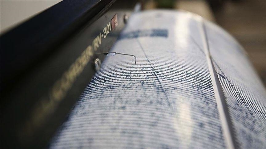 Girit'te 6,2 büyüklüğünde deprem