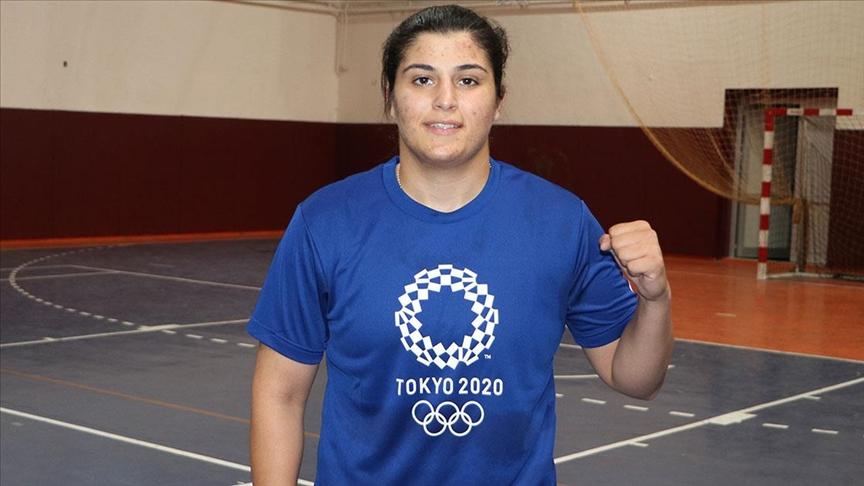 Olimpiyat şampiyonu boksör Busenaz Sürmeneli: Zirveyi korumak istiyorum