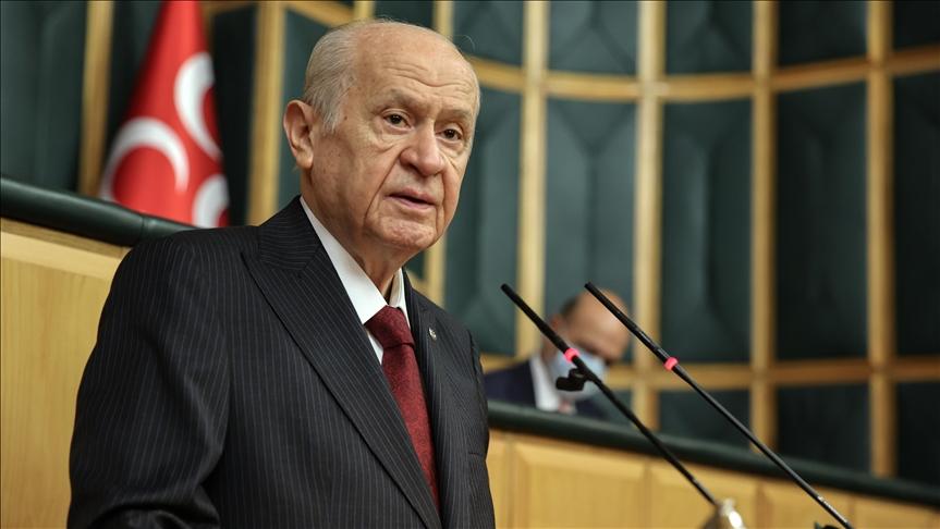 Bahçeli: Kılıçdaroğlu'nun bürokrasiyi tehdit mesajı vesayetçi bir söylemdir