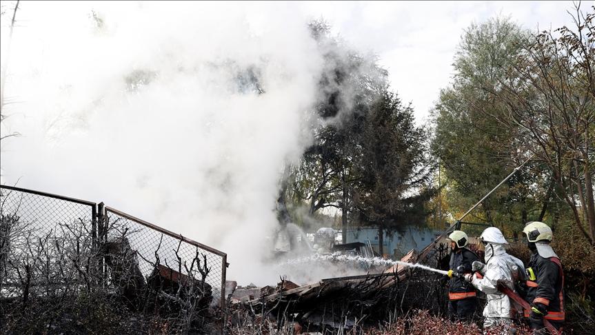 MTA Yerleşkesindeki ısı santralinde gaz sıkışması patlamaya neden oldu