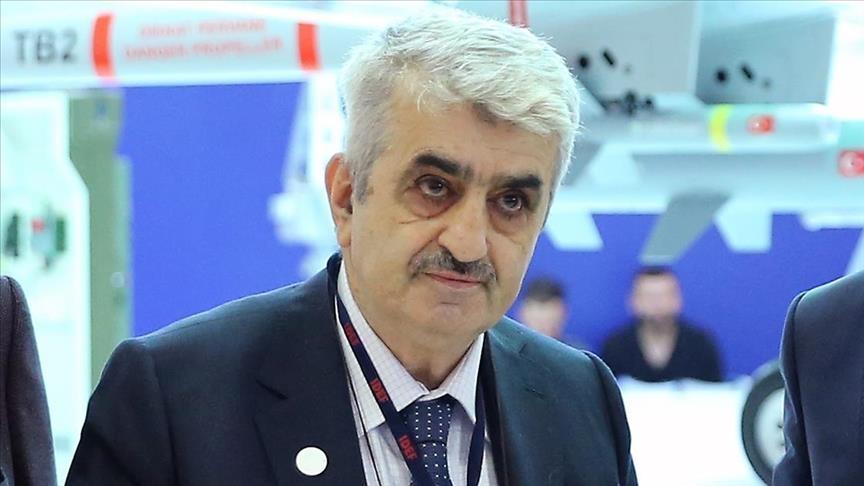 """Milli SİHA'ların öncü ismi Özdemir Bayraktar için """"taziye ve anı defteri"""" açıldı"""