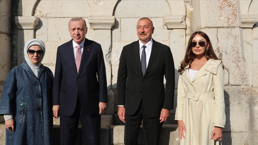 Erdoğan, son bir yılda üçüncü kez Azerbaycan'a gidiyor!