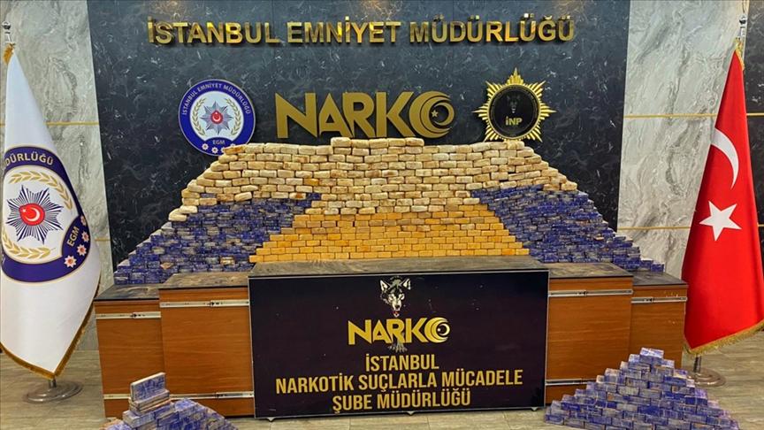 Bakan Soylu duyurdu / İstanbul ve Kocaeli'de ele geçirildi!