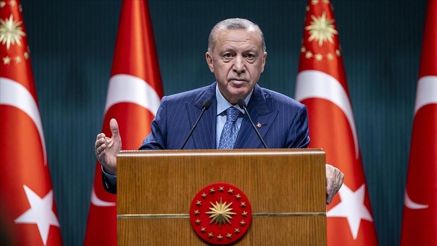 Erdoğan: Ülkemizin bağımsızlığına saygı duymayan hiç kimse bu ülkede barınamaz