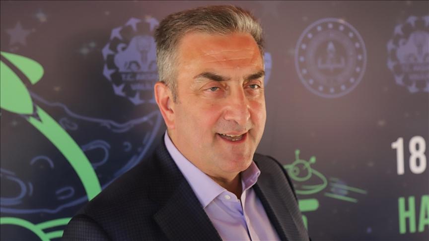 Türkiye Uzay Ajansı heyeti, Uluslararası Uzay Kongresi'nde ilgi odağı oldu