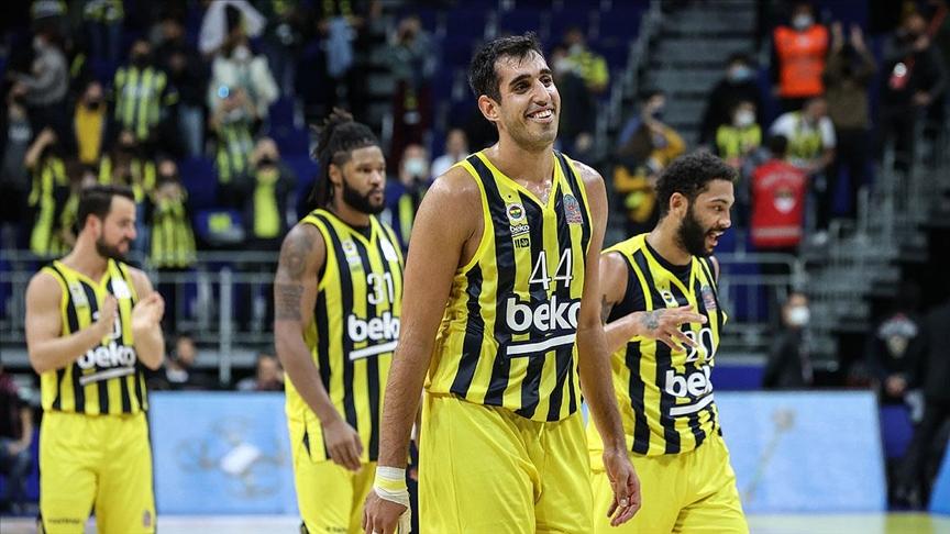 Fenerbahçe Beko yarın Olympiakos'a konuk olacak!