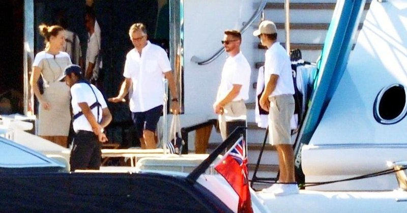 Bill Gates, Fethiye'ye geldi!