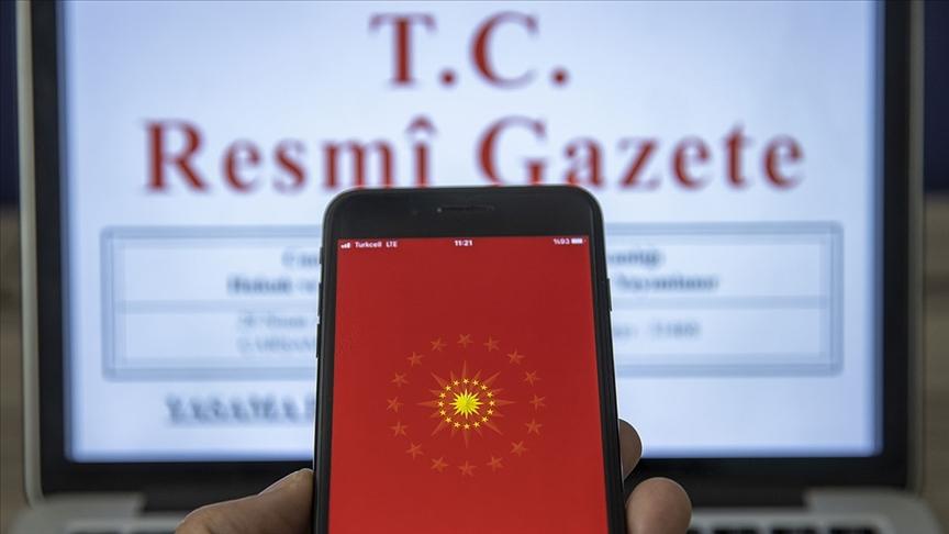 Türk askerinin Irak, Suriye ve Lübnan'daki görev sürelerinin uzatılması kararları R. Gazete'de