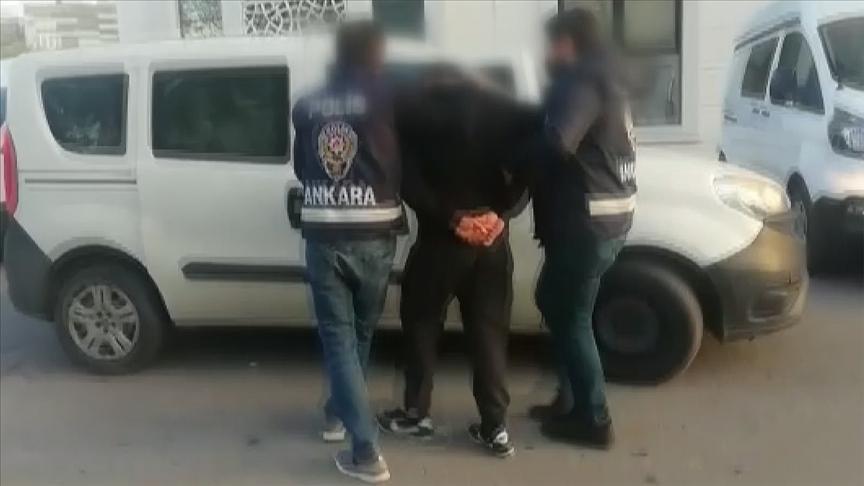 Ankara'da terör örgütü DEAŞ'a yönelik operasyonda 28 gözaltı