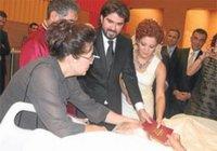 Nagehan Alçı ve Rasim Ozan Kütahyalı evlendi!
