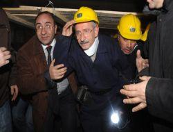 Kemal Kılıçdaroğlu, Soma Maden Ocaklarında!